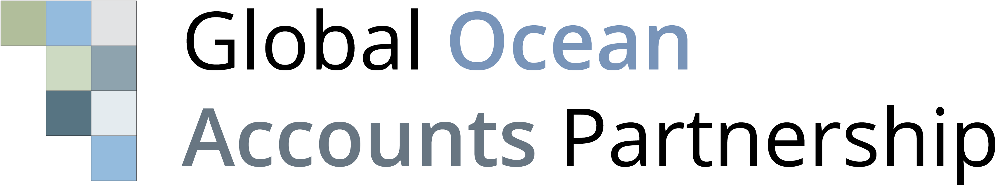 The Global Ocean Accounts Partnership